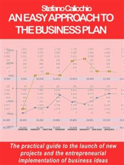 An easy approach to the business plan - The practical guide to the launch of new projects and the entrepreneurial implementation of business ideas - cover