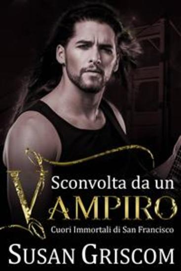 Sconvolta Da Un Vampiro - cover