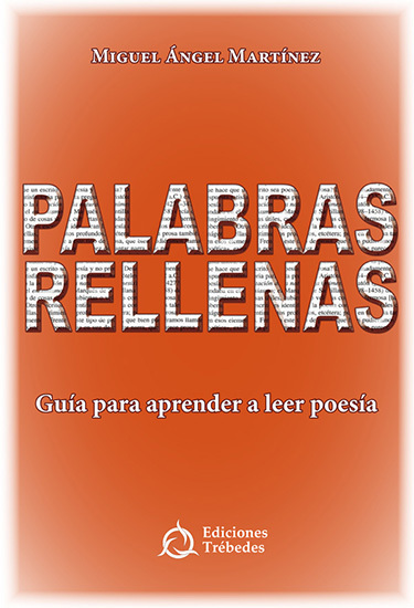 Palabras Rellenas - Guía para aprender a leer poesía - cover