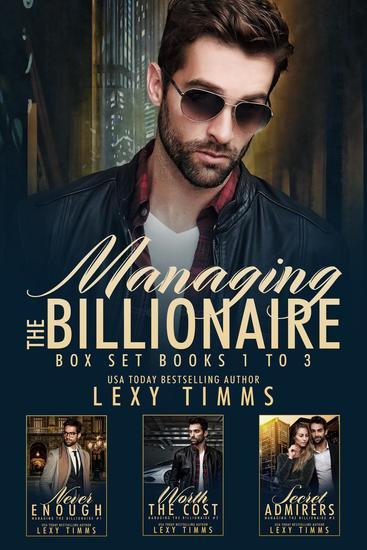 Managing the Billionaire Box Set Books #1-3 - Managing the Billionaire - cover