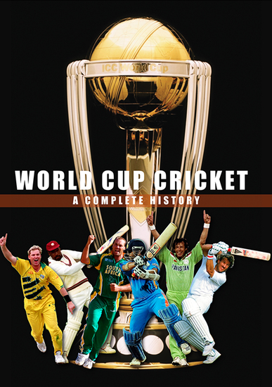World Cup Cricket - A Complete History - cover