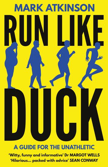 Run Like Duck - cover