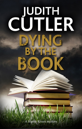 Dying by the Book - cover