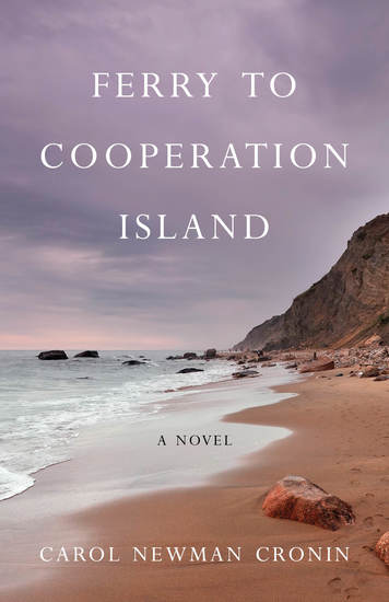 Ferry to Cooperation Island - A Novel - cover