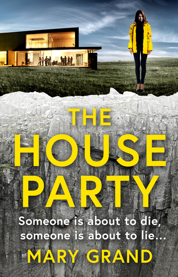 The House Party - A gripping heart-stopping new psychological thriller for 2020 - cover