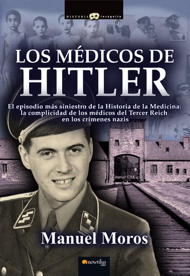 Los médicos de Hitler - cover