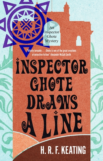 Inspector Ghote Draws a Line - cover