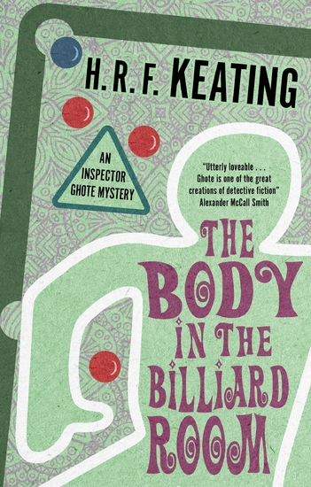 The Body in the Billiard Room - cover