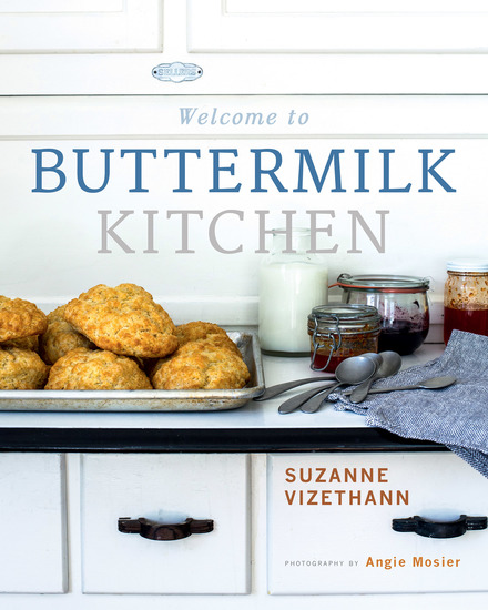 Welcome to Buttermilk Kitchen - cover