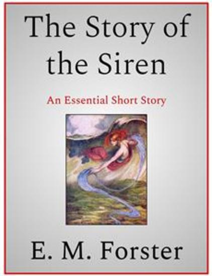 The Story of the Siren - cover