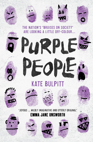 Purple People - cover