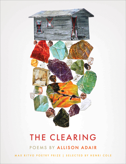 The Clearing - Poems - cover