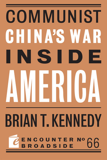 Communist China's War Inside America - cover