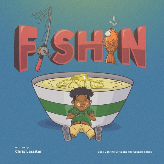 Fishin' Grits - cover