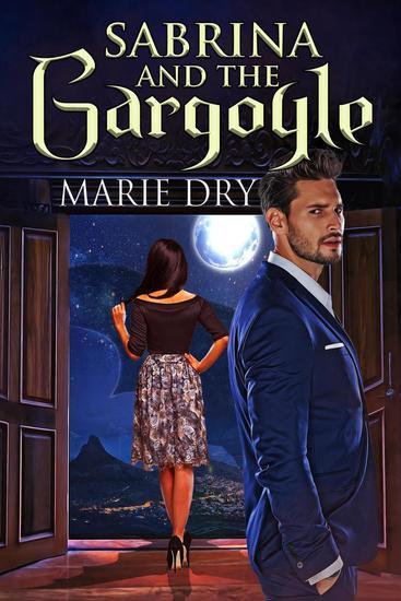 Sabrina and the Gargoyle - Mystic Warriors Book 1 - cover