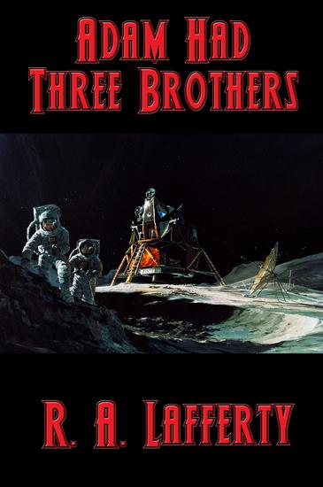 Adam Had Three Brothers - cover