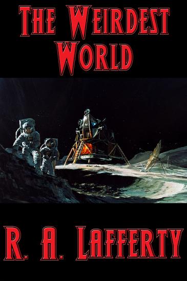 The Weirdest World - cover