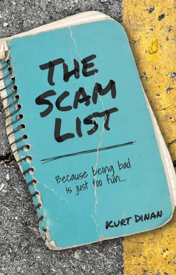 The Scam List - cover