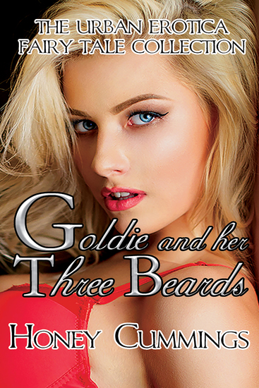 Goldie and her Three Beards - cover