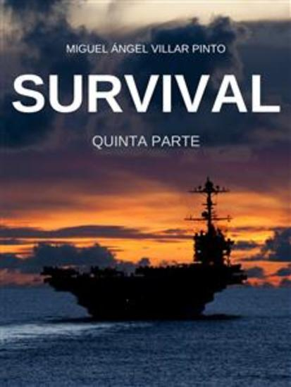 Survival: Quinta Parte - cover
