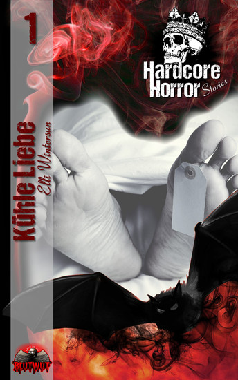 Hardcore Horror Stories 1 - Kühle Liebe - cover