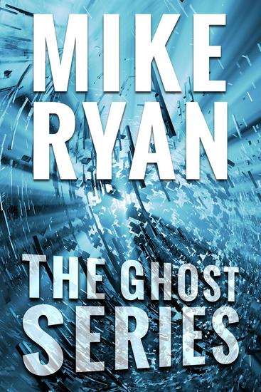 The Ghost Series Box Set - CIA Ghost - cover