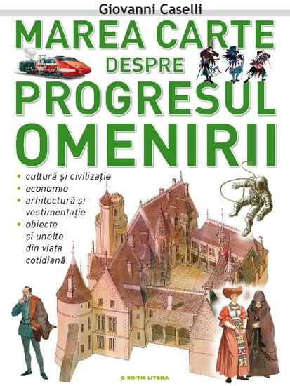 Marea Carte Despre Progresul Omenirii - cover