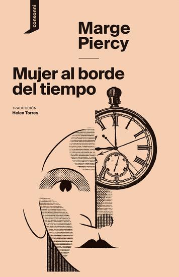 Mujer al borde del tiempo - cover