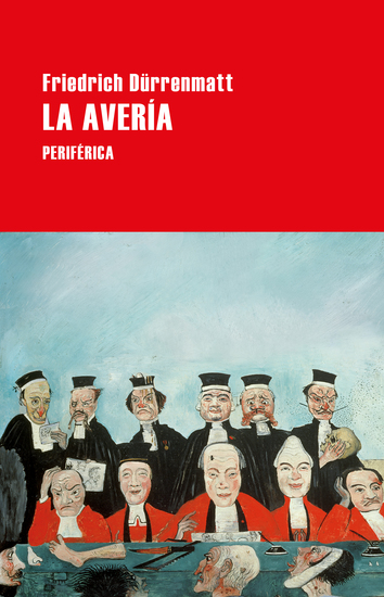 La avería - cover