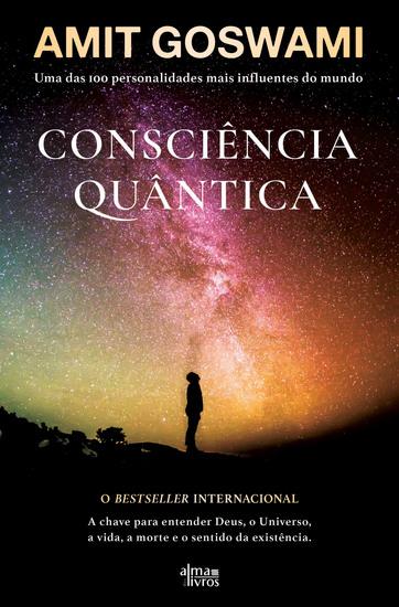 Consciência Quântica - cover