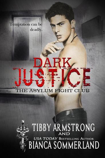 Dark Justice - The Asylum Fight Club #6 - cover
