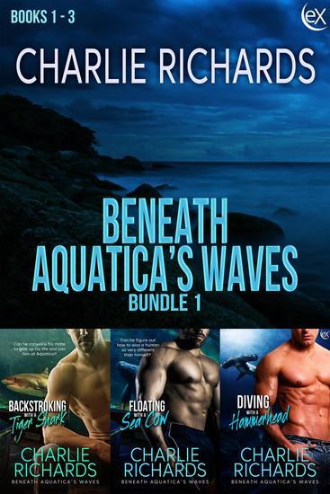 Beneath Aquatica's Waves Bundle 1 - cover