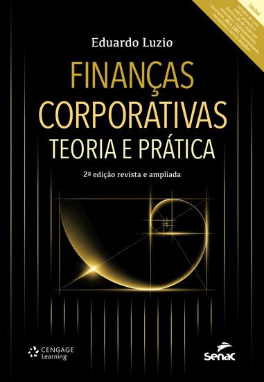 Finanças corporativas - cover