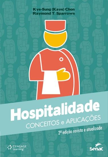 Hospitalidade - conceitos e aplicações - cover
