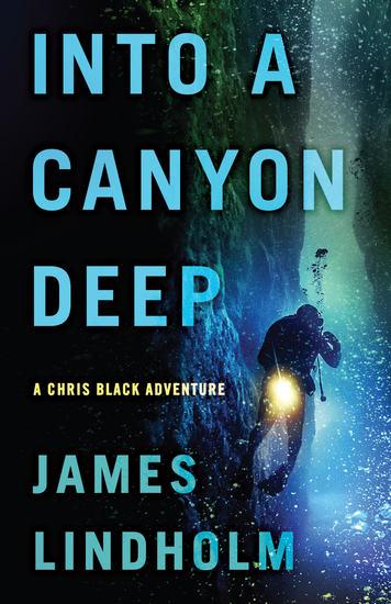 Into a Canyon Deep - A Chris Black Adventure - cover