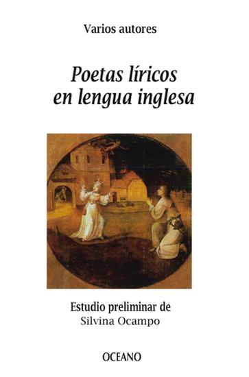 Poetas líricos en lengua inglesa - cover