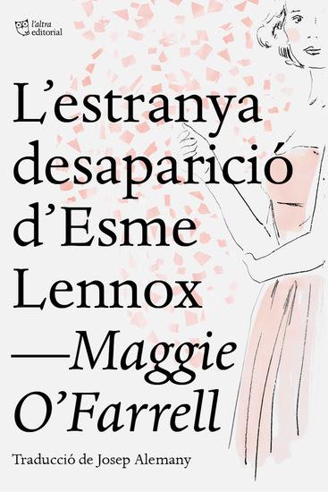 L'estranya desaparició d'Esme Lennox - cover