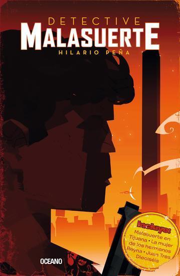 Detective Malasuerte - cover