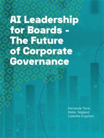AI Leadership for Boards - The Future of Corporate Governance - cover