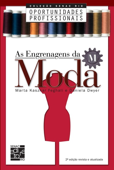 As engrenagens da moda - cover