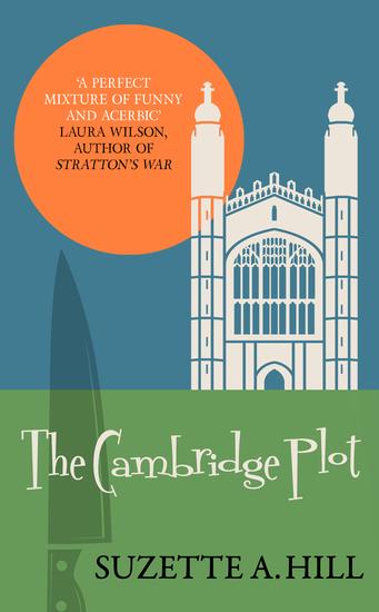 The Cambridge Plot - cover