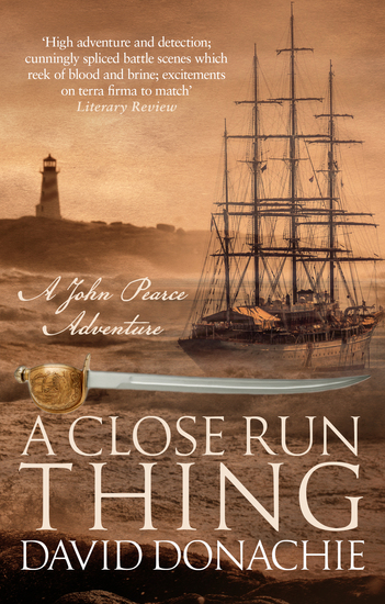 A Close Run Thing - cover