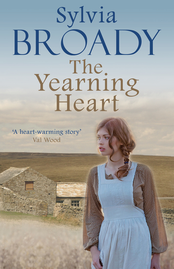 The Yearning Heart - A heart-warming family saga - cover