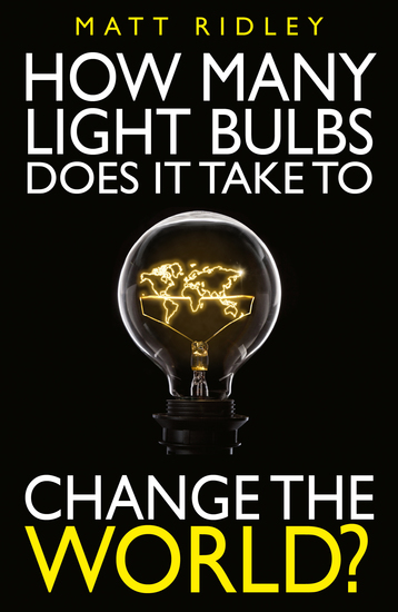 How Many Light Bulbs Does It Take to Change the World? - cover