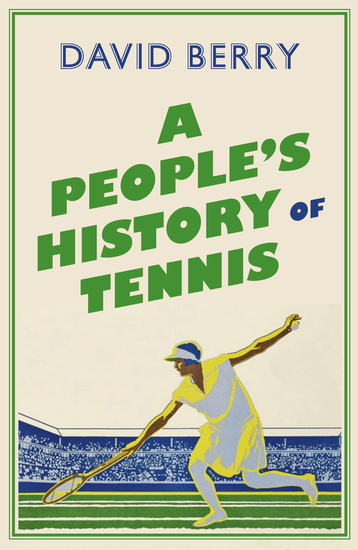 A People's History of Tennis - cover