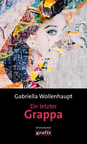 Ein letzter Grappa - Kriminalroman - cover