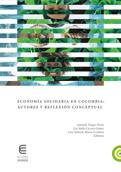 Economía solidaria en Colombia: autores y reflexión conceptual - cover