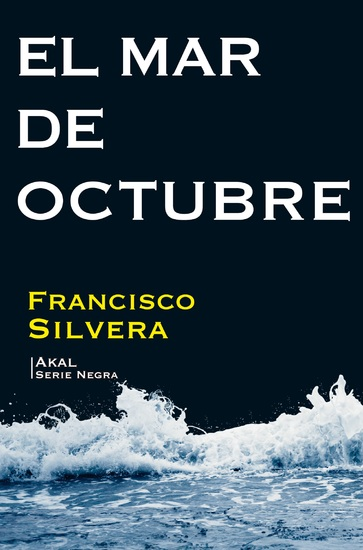 El mar de octubre - (Estampas negras) - cover