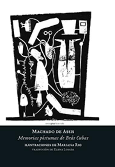 Memorias póstumas de Brás Cubas - cover