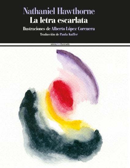 La letra escarlata - cover